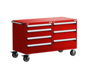 Mobile Drawer Cabinet Rousseau Heavy Duty R5DKG-3013