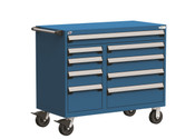 Mobile Tool Drawer Cabinet R5GHE-3419 in AB