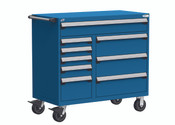 Mobile Tool Drawer Cabinet R5GHG-3835 in AB