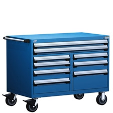 Mobile Tool Drawer Cabinet Rousseau R5GHE-3010 AB