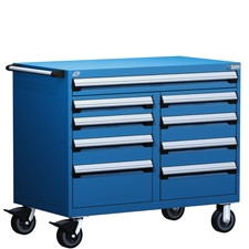Mobile Tool Drawer Cabinet Rousseau R5GHE-3402 AB