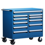 Mobile Tool Drawer Cabinet R5GHE-3815 Avalanche Blue