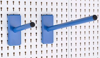 Heavy Duty Round Hooks for Wall Mount Utility Panels
