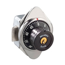 Master Lock 1652MD Built-In Combination Locker Lock. Spring Bolt for Right Hand Single Point Lockers. Durable Metal Dial. Colors Available.