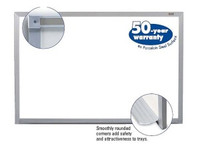 Marsh Pro-Rite Magnetic White Dry Erase Marker Boards. Price Depends on Size and Trim.