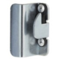 Interior Steel Locker Door Jamb (Frame Hook). RIGHT Hand.. #76007