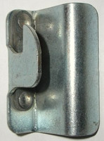 Interior Steel Locker Door Jamb (Frame Hook). LEFT Hand. #76008