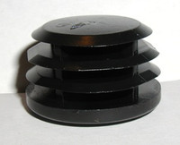 "Plastic insert for Chair or Table Legs 1 1/4"" Outside Diameter."