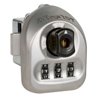 Master Lock's NEW Multi-User Built-In Combination Locker Lock. Every user gets to set a new combination. Control Keyed.