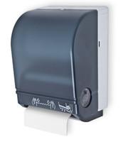 Paper Towel Dispenser. Hands Free Auto Cut.
