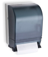 Paper Towel Dispenser for Restrooms. Non-Perforated Roll. Full Lever
