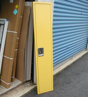 We have 12 Brand New Single Tier Republic Single Point Lockers. Priced to Sell
