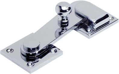 Bathroom Stall Repair Parts, Surface Mounted Latches ...