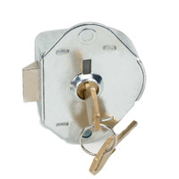SPRING LATCH KEY LOCK