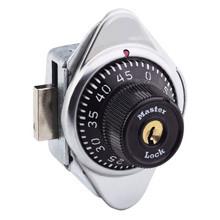 Master Lock 1630 Locker Lock. Built-In Combination Lock for Right Hand Lockers with lift handles.