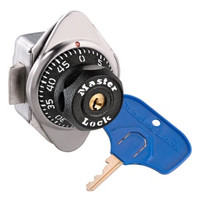 Master Lock 1656MKADA Built-In Locker Lock for Special Needs User. ADA Compliant. New octagonal dial has larger numbers for easier use. Horizontal Automatic Spring Bolt for Single Point Right Hand Lockers.