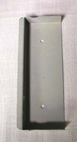 Lyon Locker Handle Cover Plate. 1952-1957. #75002