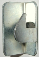 Interior Steel Locker Door Jamb (Frame Hook). RIGHT Hand. #76009