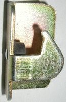 Interior Steel Locker Door Jamb (Frame Hook). LEFT Hand. #76010