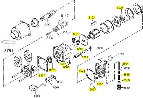 2950-TK2 T/U Kit equivalent