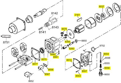 2945-TK2 T/U Kit equivalent.