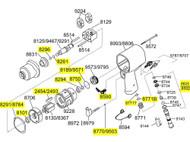 2115-TK2 T/U Kit equivalent.