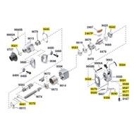 285B-TK1 T/U Kit equivalent Plastic