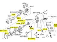2115-TK2 T/U Kit - Plastic