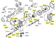 2940P-TK3 T/U Kit equivalent