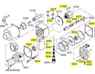 290-TK2 T/U Kit equivalent Plastic