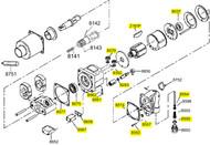 2945-TK2 T/U Kit equivalent Plastic
