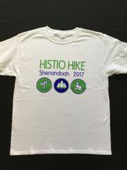 2017 Hiker T-Shirt Front