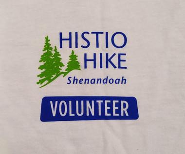 2012 Volunteer T-Shirt Front