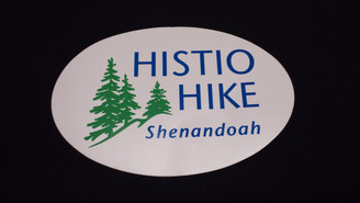 Histio Hike Shenandoah Flashlight and Sticker Pack