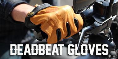 Shop Deadbeat Customs Brand Gloves