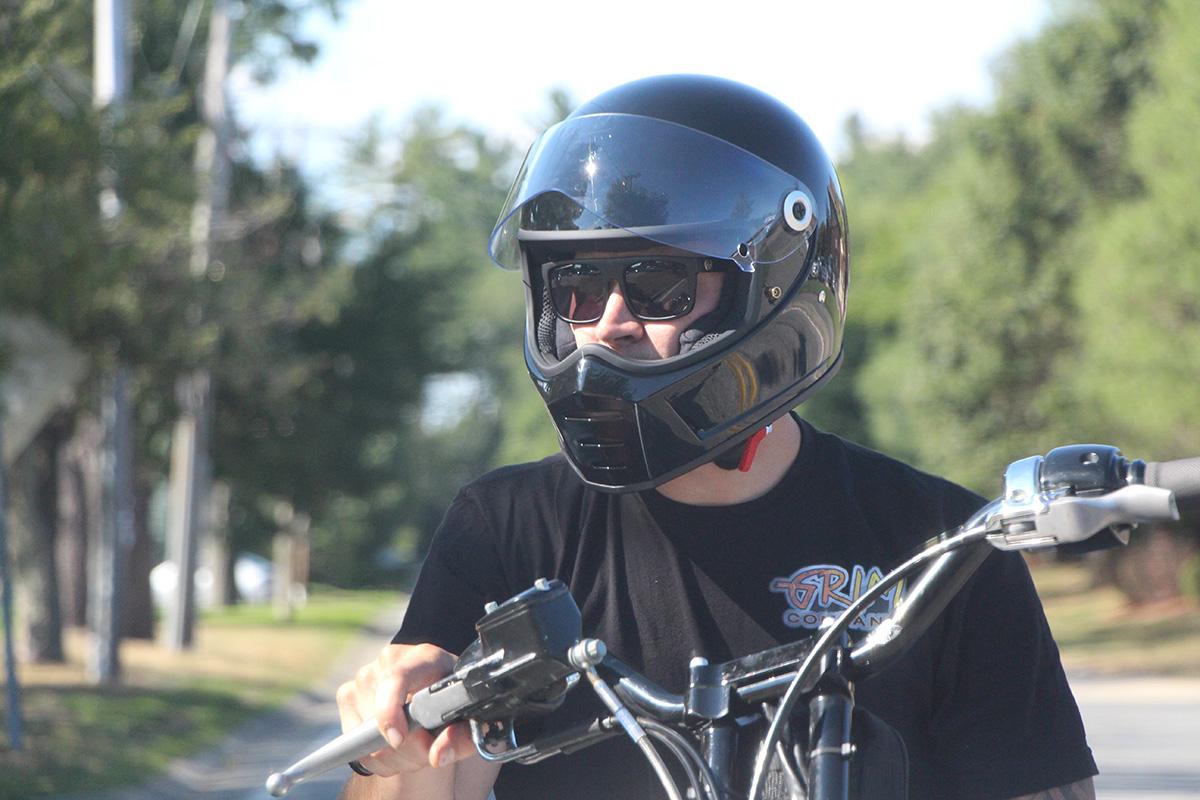 Biltwell Lane Splitter Helmet Available Late 2016