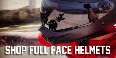 Shop Full Face Motorcycle Helmets