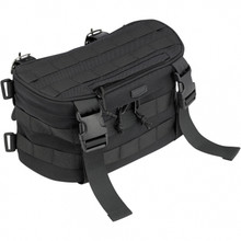 Biltwell Inc. - Exfil 7 Motorcycle Bag - Black