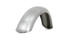 "Bobber/ Chopper Steel Rear Fender 5"" Round Ptofile Raw"