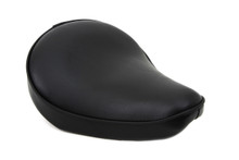 Bates Style Smooth Solo Seat - Thick