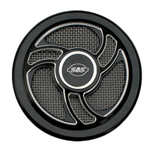 S&S - Stealth Air Cleaner Cover - Torker