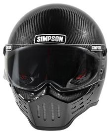 Simpson M Bandit Motorcycle Helmet Simpson Helmets - Custom motorcycle helmet stickers and decalssimpson motorcycle helmets