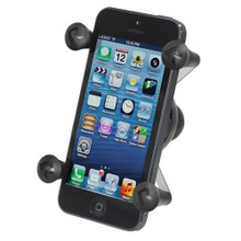 "RAM Mounts - RAM-HOL-UN7BU RAM Universal X-Grip Cell Phone/GPS Holder with 1"" Ball"