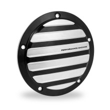 Performance Machine - Drive Derby Cover - Fits '99-Up Twin Cam