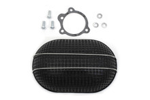 V-Twin - Turbo Air Cleaner - Black