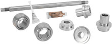 Custom Cycle Engineering -  Swingarm Retrofit Kit  with Axle - Fits '80-'01 FLT, FXR models