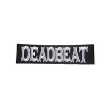 Deadbeat Customs - Deadbeat Patch