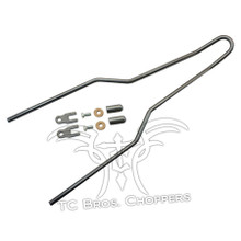 TC Bros. Choppers - Kickback DIY Sissy Bar Kit