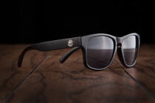 HeatWave Visual - Black Out Cruisers - Black Polarized Lens