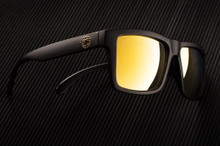 HeatWave Visual - Vise Sunglasses - Gold Rush Lens